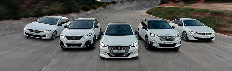 PEUGEOT digitalisiert Borddokumente
